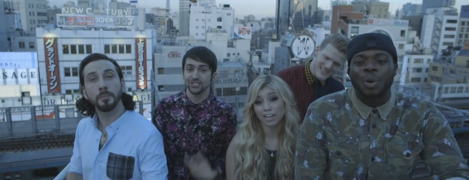 Pentatonix - Rather Be